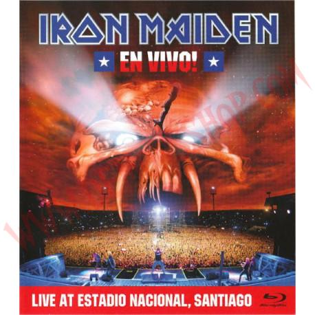 Blu-Ray Iron Maiden - En vivo!