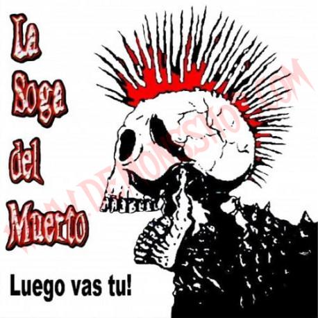 Vinilo EP La soga del muerto - Luego Vas Tú!