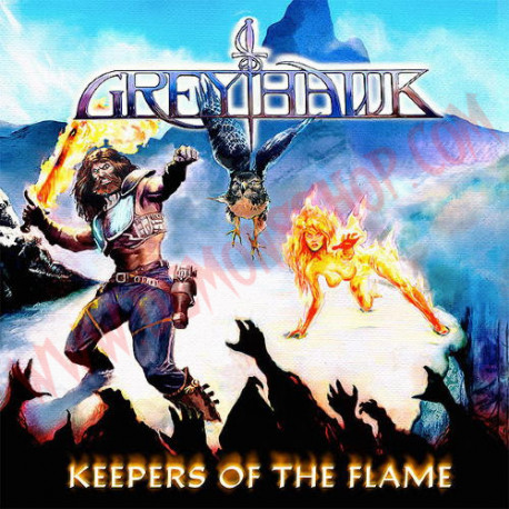 CD Greyhawk - Keepers of the Flame