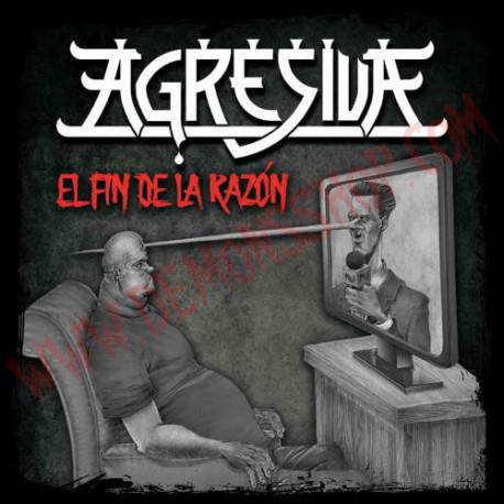 Vinilo LP Agresiva – El fin de la razon