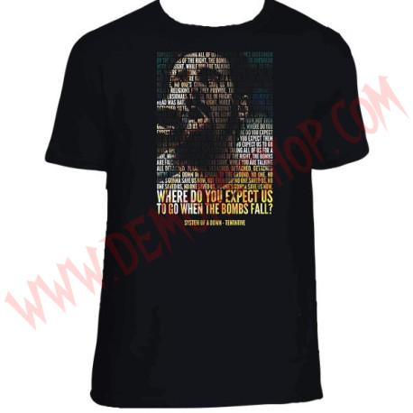 Camiseta MC System of a Down