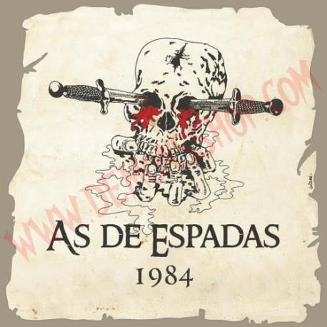Vinilo LP As de Espadas - 1984