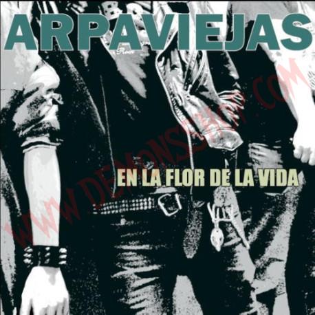 Vinilo LP Arpaviejas - En la flor de la vida
