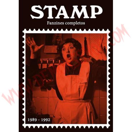 Libro Stamp (1989-1992): Fanzines completos