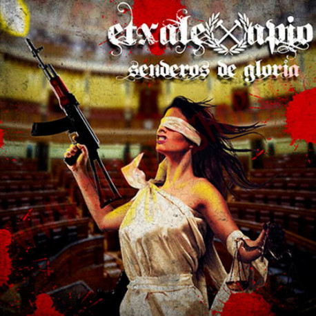 CD Etxale Apio - Senderos de Gloria