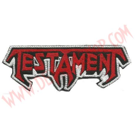 Parche Testament