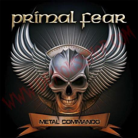 CD Primal Fear – Metal commando