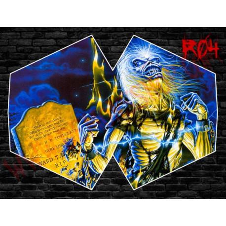 Mascarilla Iron Maiden