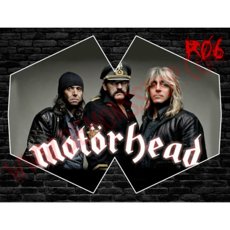 Mascarilla Motorhead (niños)