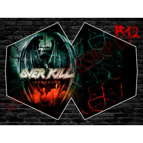 Mascarilla Overkill (niños)