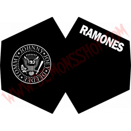 Mascarilla Ramones (niños)