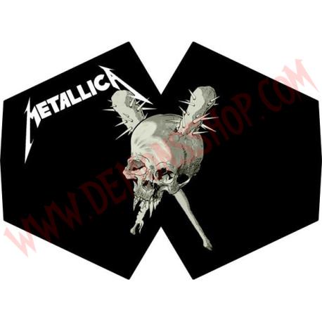 Mascarilla Metallica (niños)