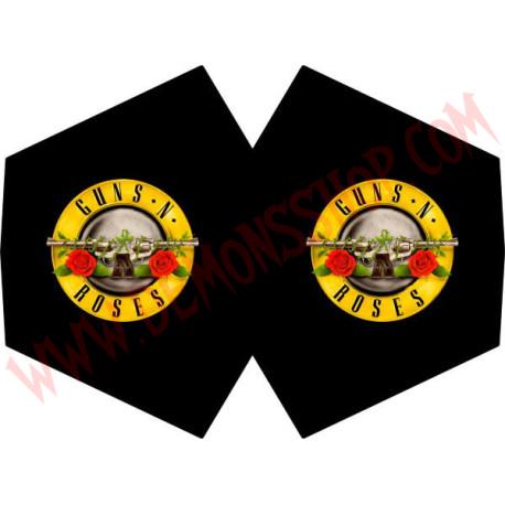 Mascarilla Guns N´ Roses (niños)
