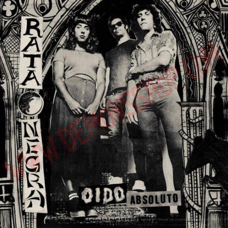 Vinilo LP Rata Negra - Oído absoluto