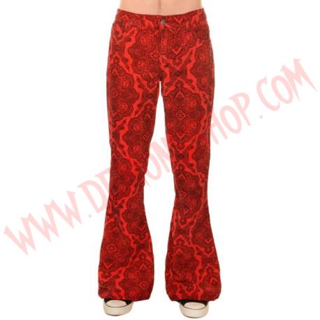 Pantalon Red Hendrix Paisley Corduroy
