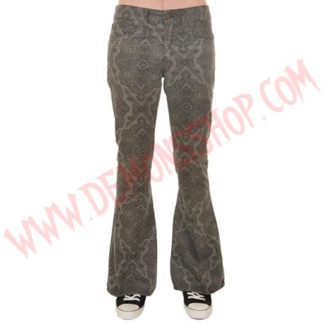 Pantalon Silver Hendrix Paisley Corduroy