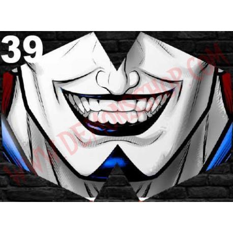 Mascarilla Mr. Sinister