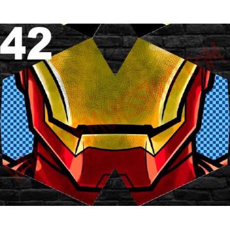 Mascarilla Iron Man