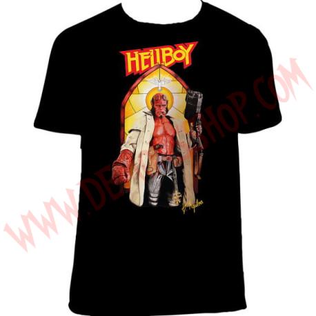 Camiseta MC Hellboy