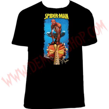 Camiseta MC Spiderman