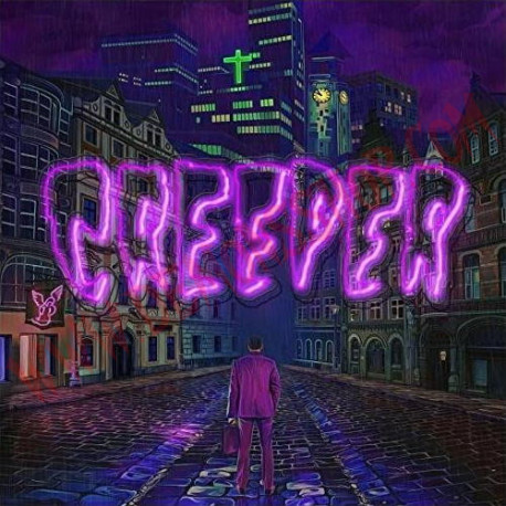 CD Creeper ‎– Eternity, In Your Arms