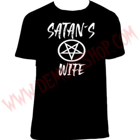 Camiseta MC Satan´s Wife