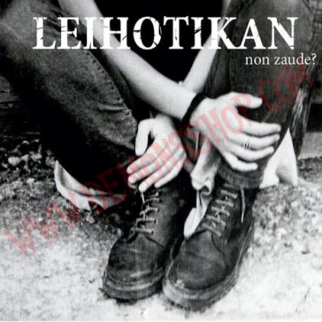 Vinilo LP Leihotikan - Non Zaude?