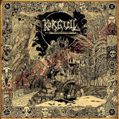 Vinilo LP Körgull the Exterminator - Sharpen Your Spikes