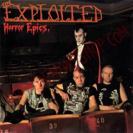 Vinilo LP The Exploited - Horror Epics