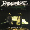 Vinilo LP Haemorrhage ‎– The Forensick Files