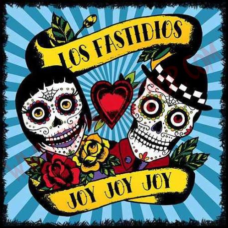 CD Los Fastidios - Joy Joy Joy