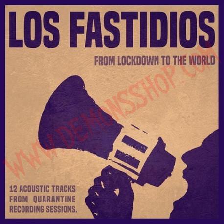 Vinilo LP Los Fastidios - From Lockdown to the world