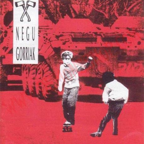 Vinilo LP Negu Gorriak