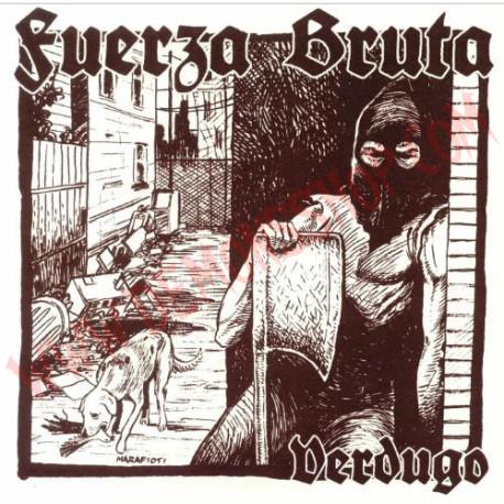 Vinilo LP Fuerza Bruta – Verdugo