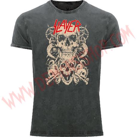 Camiseta MC Slayer (a la piedra)