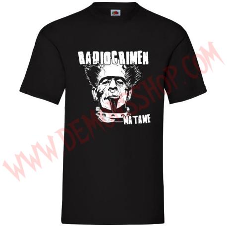 Camiseta MC Radiocrimen