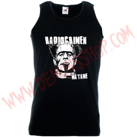Camiseta SM Radiocrimen