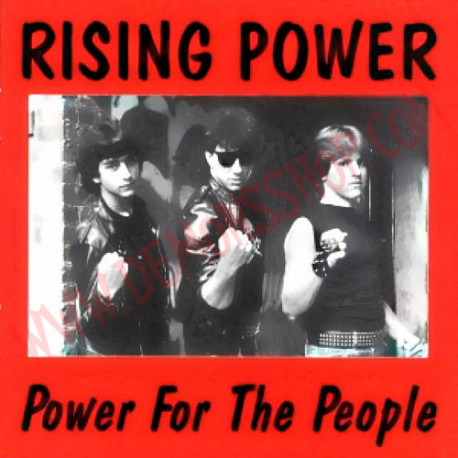 CD Rising Power – Power For The People