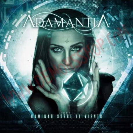 Vinilo LP Adamantia - Caminar Sobre El Viento