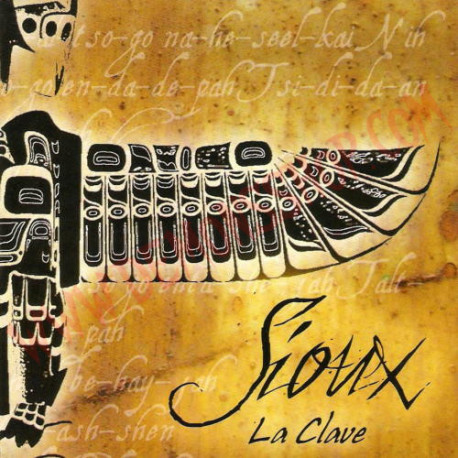 CD Sioux - La clave
