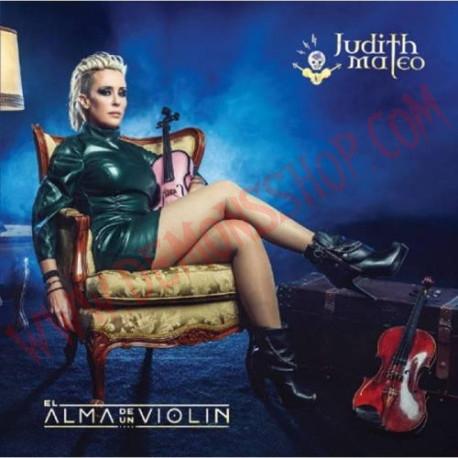 CD Judith Mateo - El Alma De Un Violín
