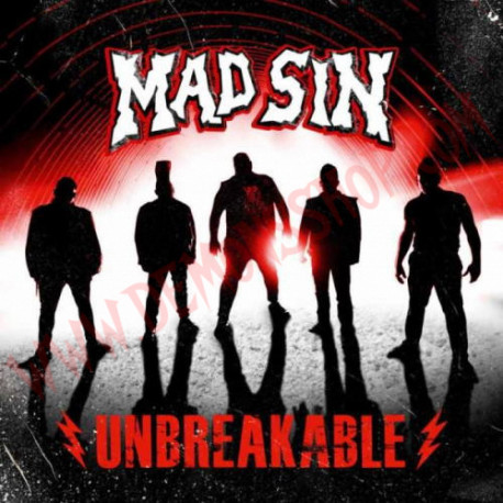 Vinilo LP Mad Sin - Unbreakable