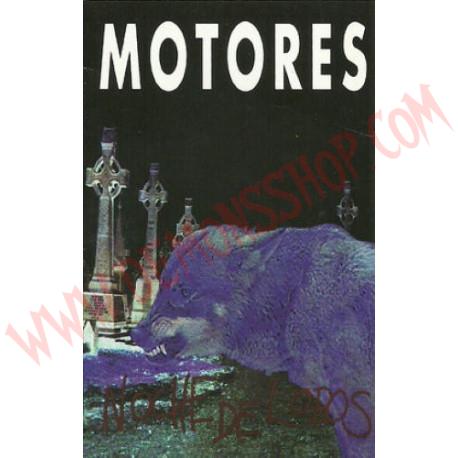 Cassette Los Motores – Noche de Lobos