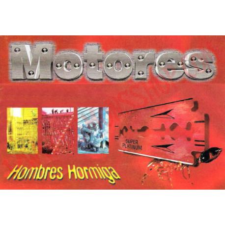 Cassette Los Motores – Hombres Hormiga