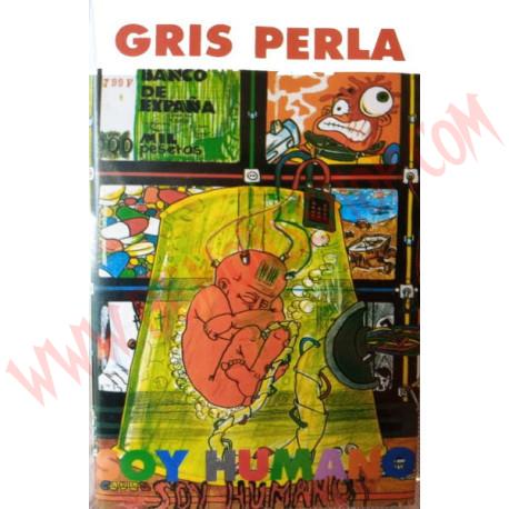 Cassette Gris Perla - Soy Humano