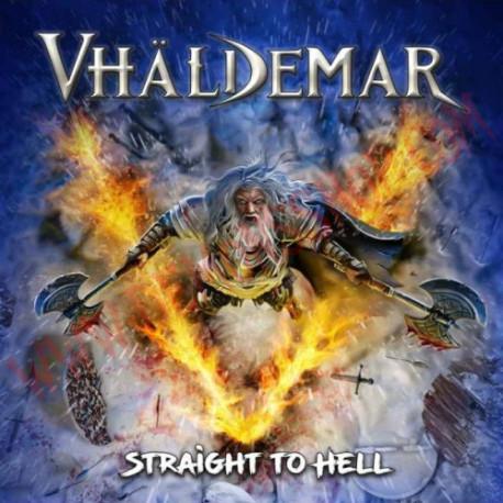 Vinilo LP Vhaldemar - Straight to Hell