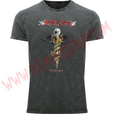 Camiseta MC Motley Crue (Piedra)