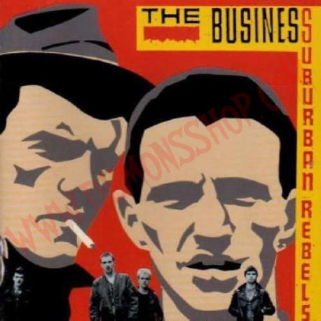 Vinilo LP Business - Suburban Rebels