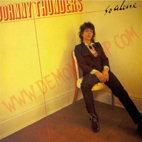 Vinilo LP Johnny Thunders – So alone