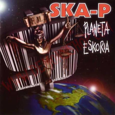 Vinilo LP Ska-P - Planeta Eskoria
